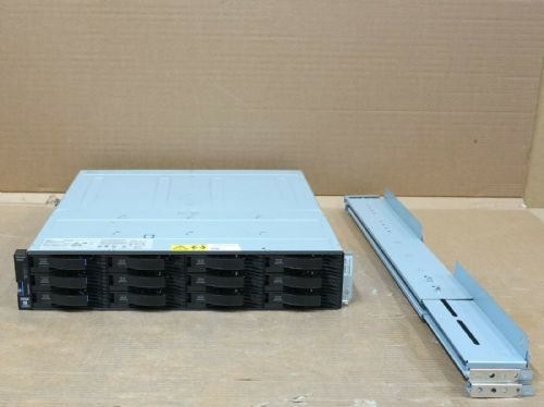 IBM Storwize V5000 2078-12E Expansion 12 x 4Tb 7.2k HDD's - 48Tb Total Storage